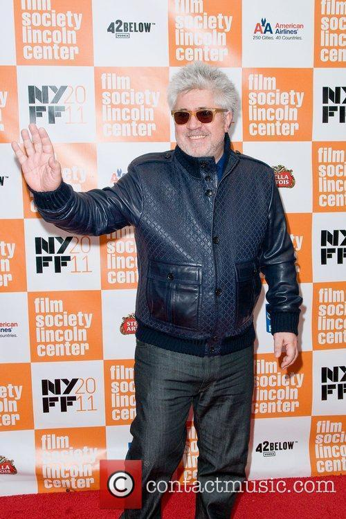 At the 49th Annual New York Film Festival...