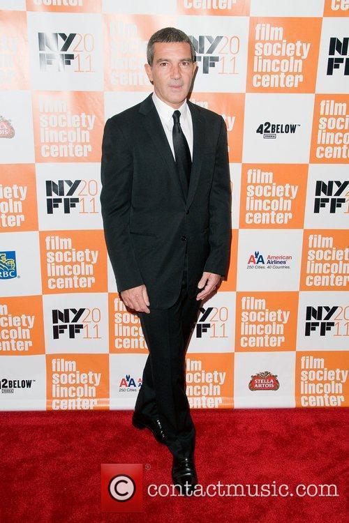 Antonio Banderas  49th Annual New York Film...