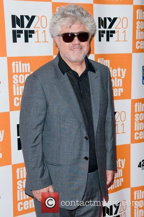 Pedro Almodovar  49th Annual New York Film...