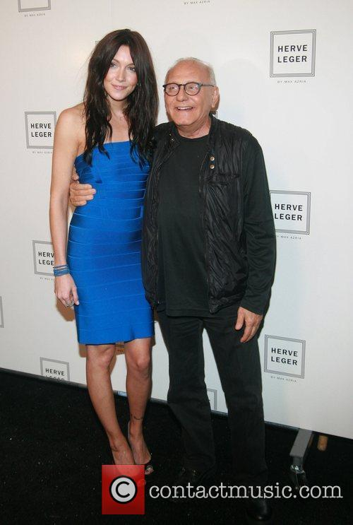 Katie Cassidy and Max Azria 3