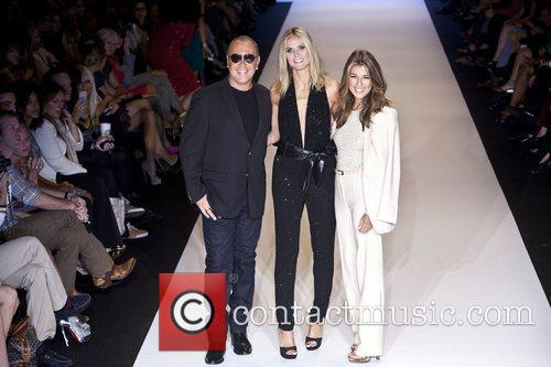 Michael Kors, Heidi Klum and Nina Garcia 2