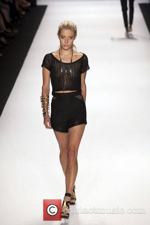 Model and Heidi Klum 5