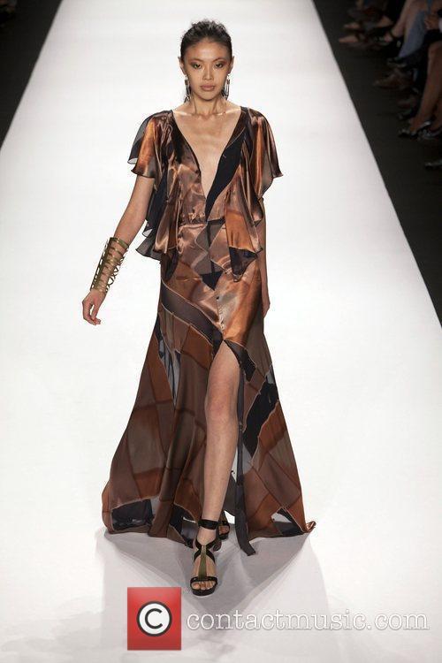 Model and Heidi Klum 11