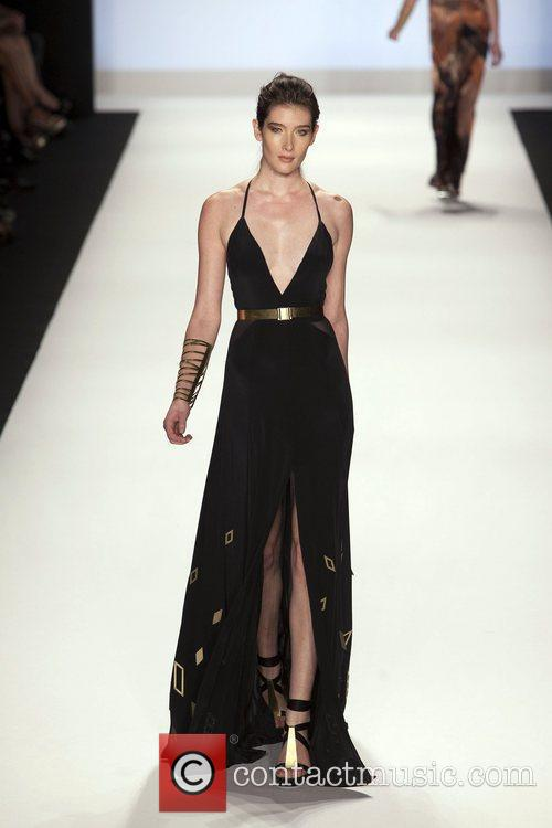 Model and Heidi Klum 14
