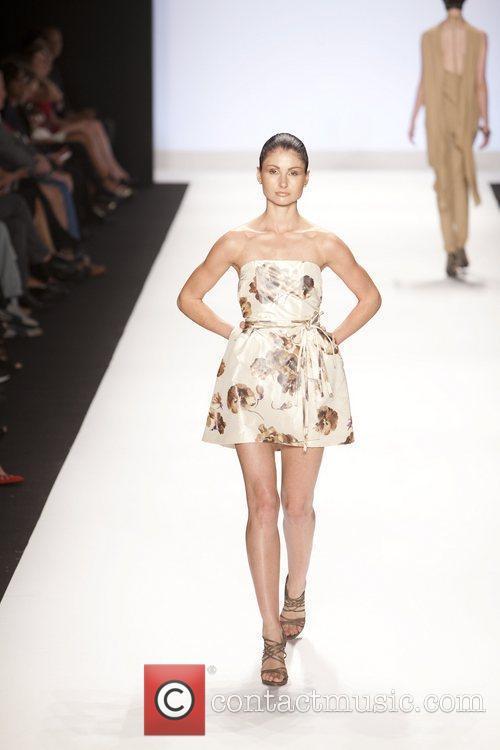 Model and Heidi Klum 6
