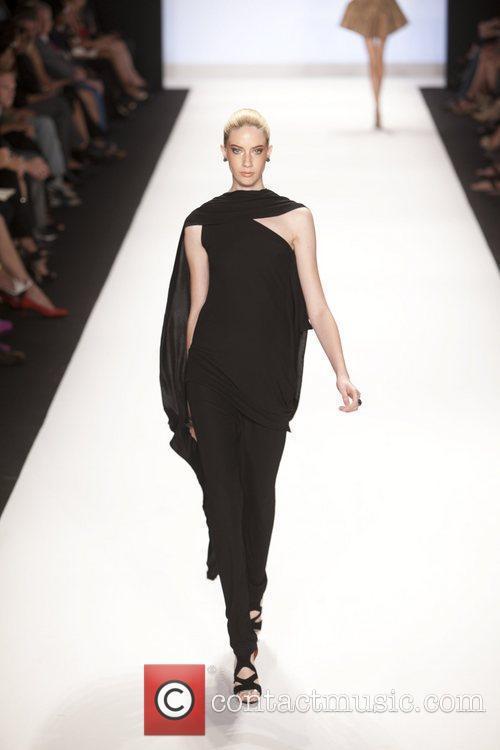 Model and Heidi Klum 2