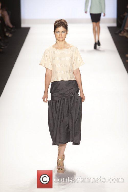 Model and Heidi Klum 10