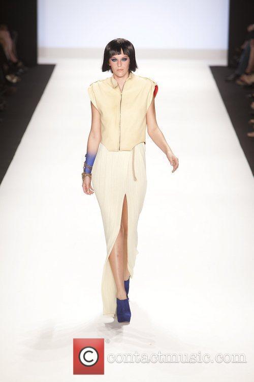 Model and Heidi Klum 44