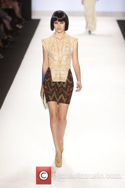 Model and Heidi Klum 25