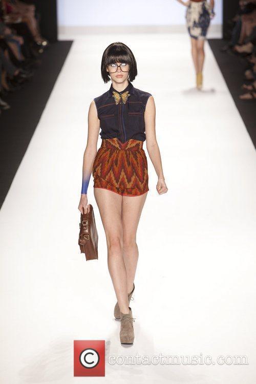 Model and Heidi Klum 8