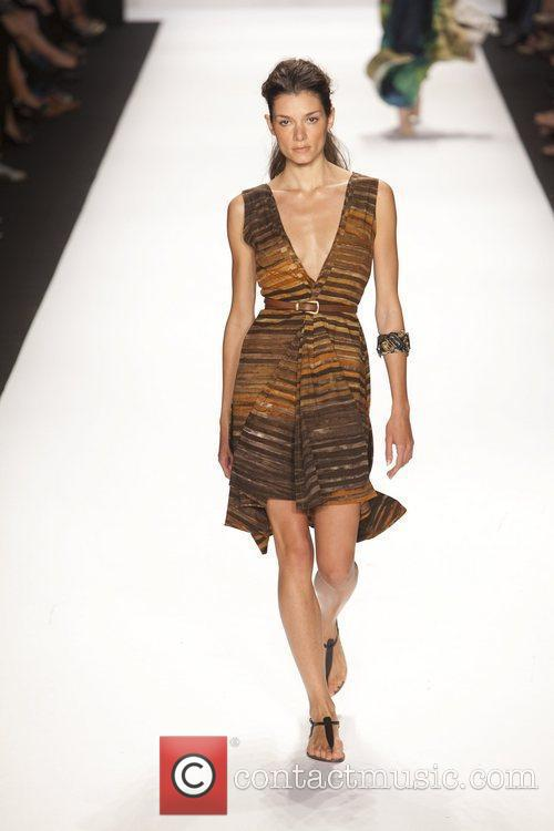 Model, Heidi Klum, New York Fashion Week