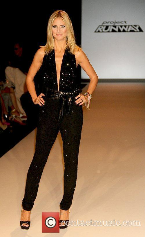 Heidi Klum and New York Fashion Week 5