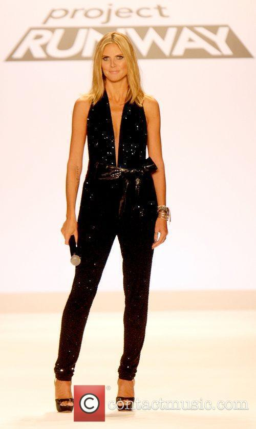 Heidi Klum and New York Fashion Week 4