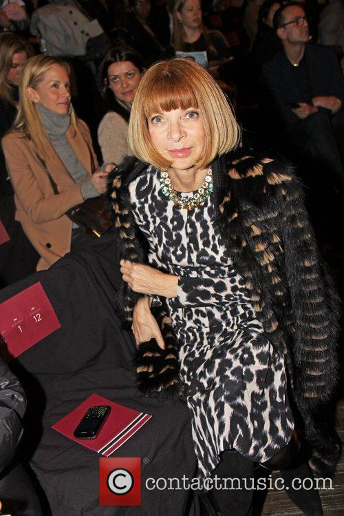 Anna Wintour and Tommy Hilfiger 2