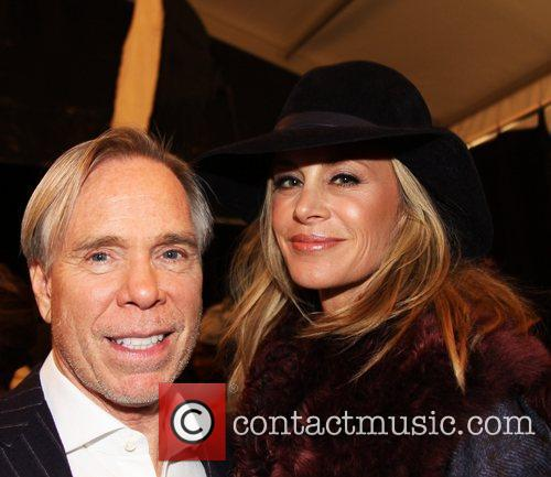 Tommy Hilfiger and Dee Ocleppo Mercedes-Benz IMG New...