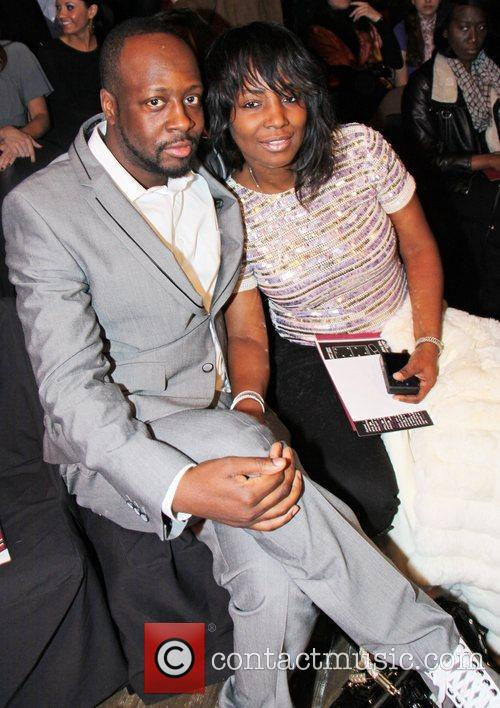 Wyclef Jean and Guest Mercedes-Benz IMG New York...