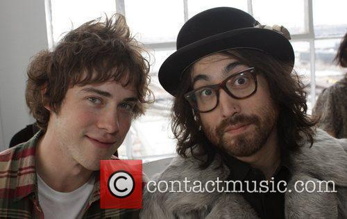 James Richardson and Sean Lennon 2