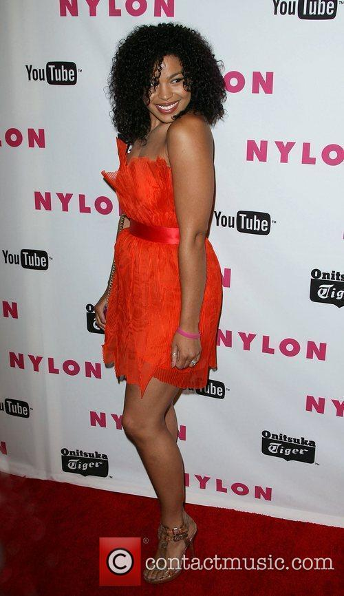 Jordin Sparks NYLON Magazine annual May Young Hollywood...