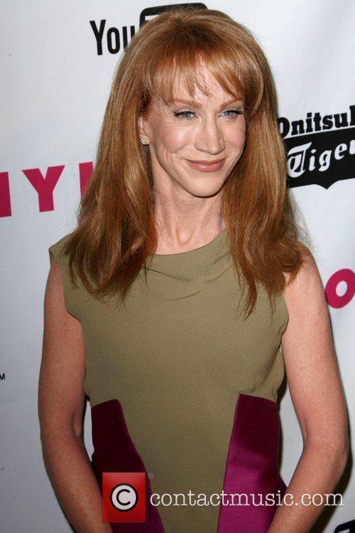 Kathy Griffin NYLON Magazine annual May Young Hollywood...