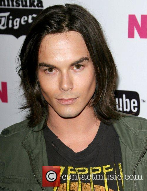 Tyler Blackburn NYLON Magazine annual May Young Hollywood...