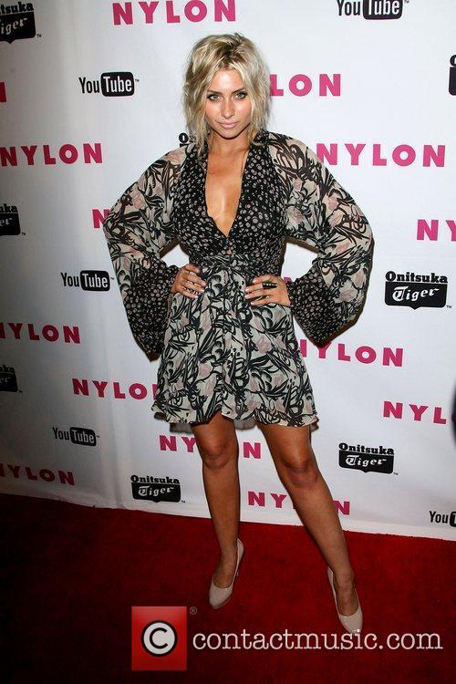 Alyson Michalka NYLON Magazine annual May Young Hollywood...