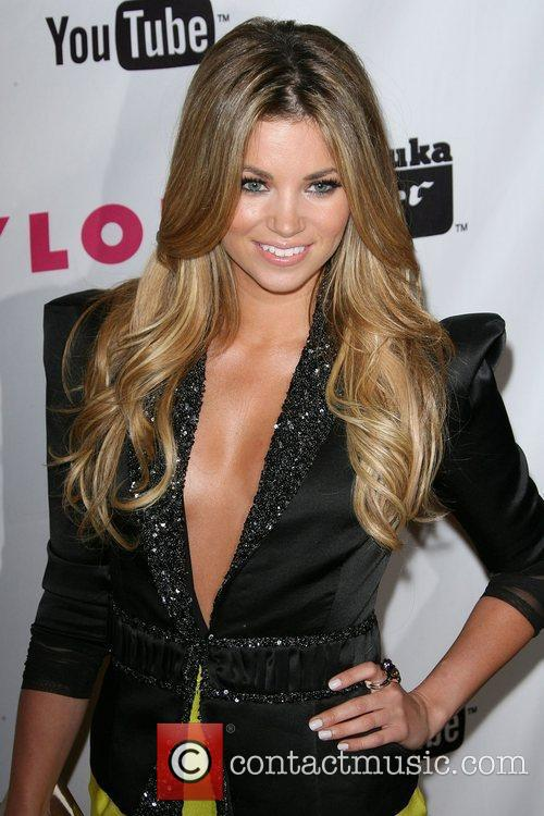 Amber Lancaster NYLON Magazine annual May Young Hollywood...