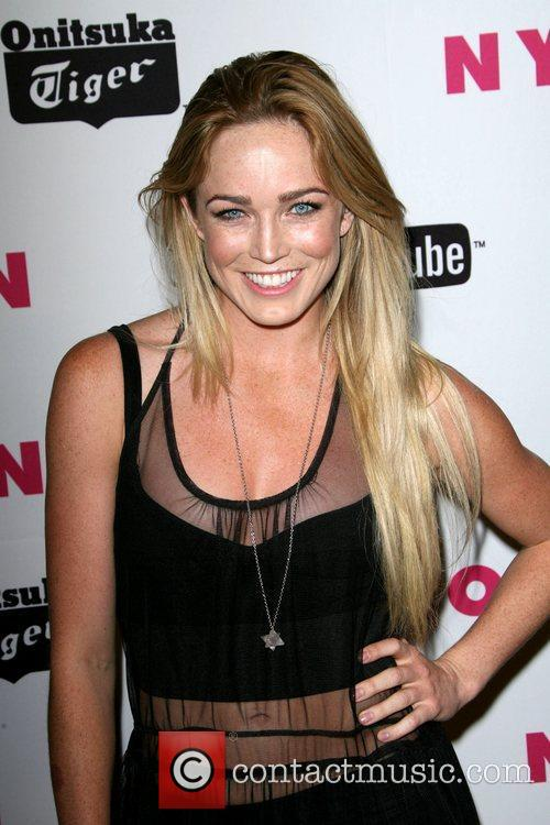 Caity Lotz NYLON Magazine annual May Young Hollywood...