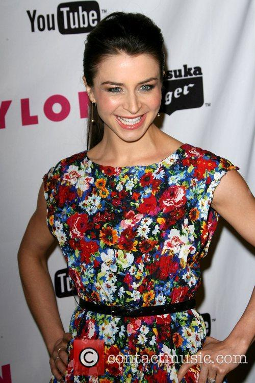 Caterina Scorsone NYLON Magazine annual May Young Hollywood...
