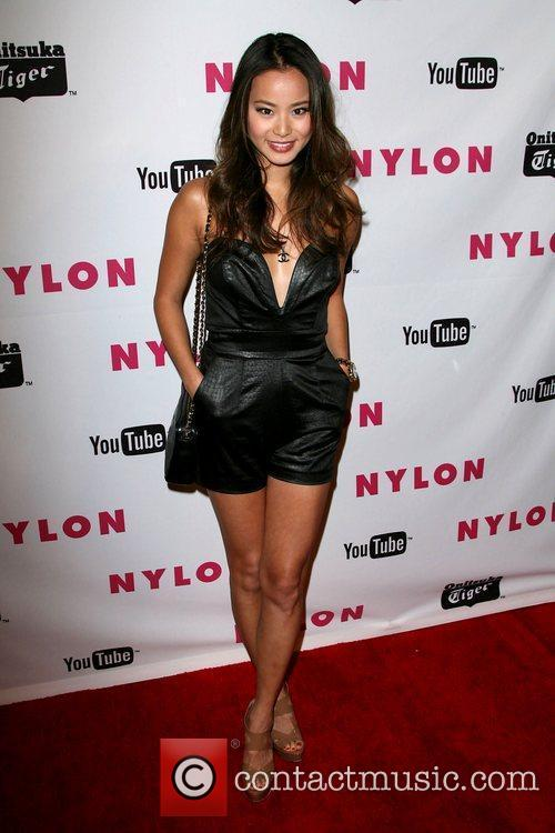 Jamie Chung NYLON Magazine annual May Young Hollywood...
