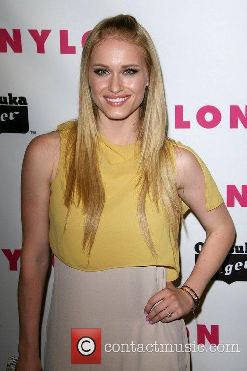 Leven Rambin NYLON Magazine annual May Young Hollywood...
