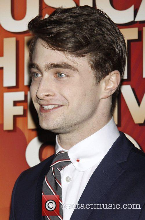 Daniel Radcliffe and The Hudson Theatre 3