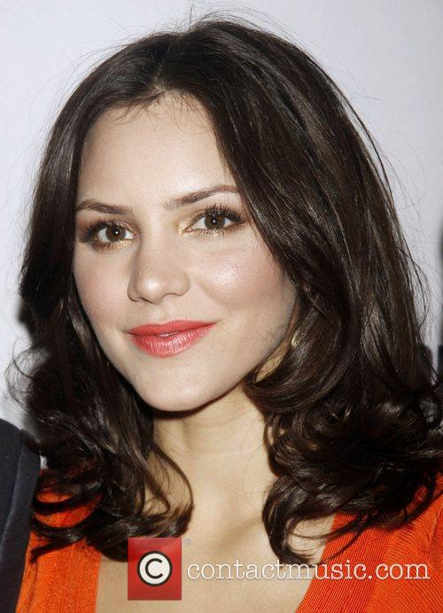 Katharine Mcphee and The Hudson Theatre