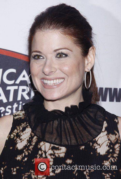 Debra Messing and The Hudson Theatre 2