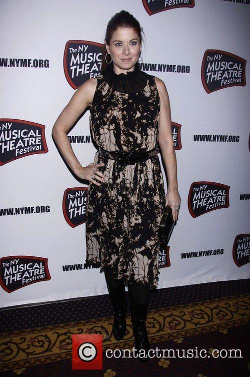 Debra Messing and The Hudson Theatre 3