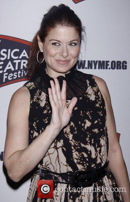 Debra Messing and The Hudson Theatre 1
