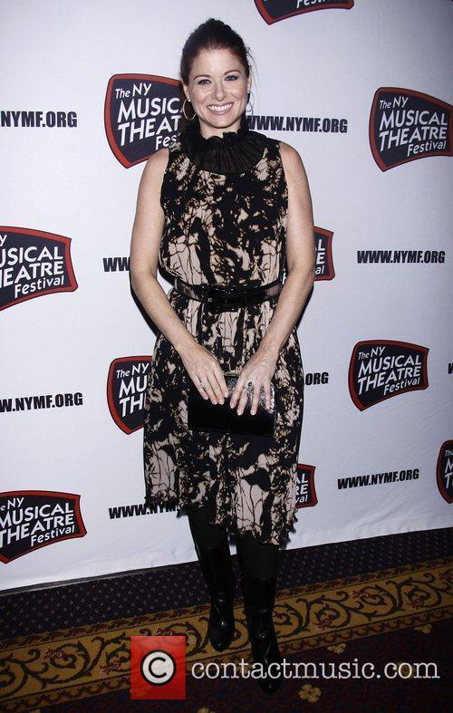Debra Messing and The Hudson Theatre 4