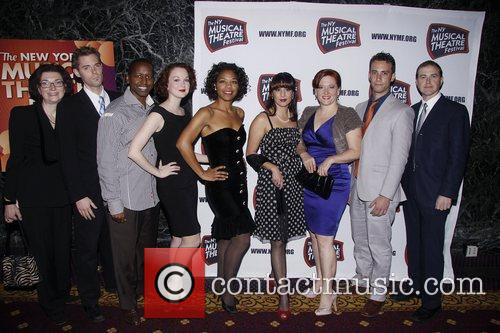 Guests, Christian Borle and The Hudson Theatre 9