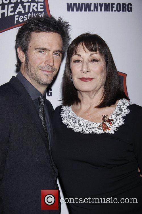 Jack Davenport, Anjelica Huston and The Hudson Theatre 3