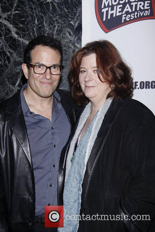 Michael Mayer, Theresa Rebeck and The Hudson Theatre 2
