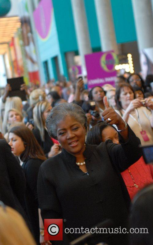 Donna Brazile  O You! Presented by O,...