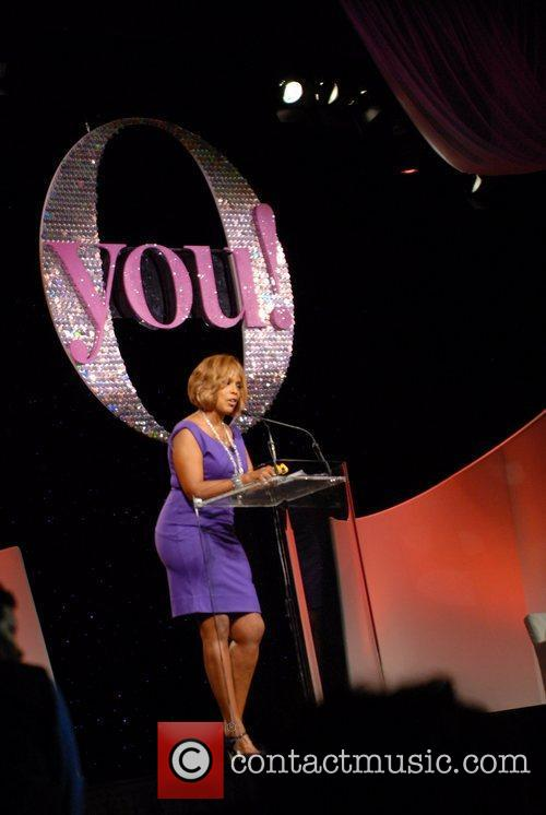 Gayle King  O You! Presented by O,...