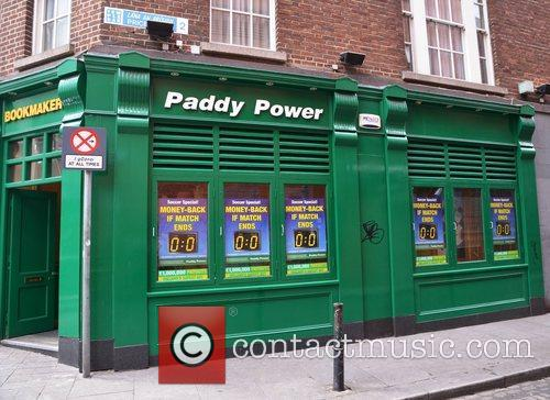 Paddy Power bookmakers in Temple Bar changed their...