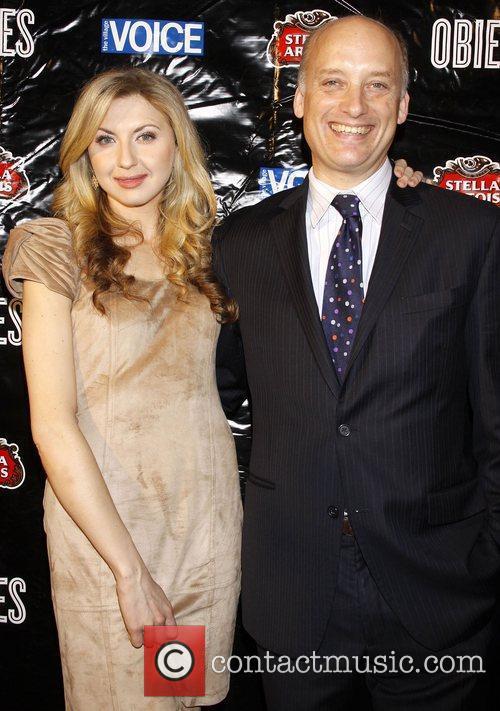 Nina Arianda and Frank Wood The 56th Annual...