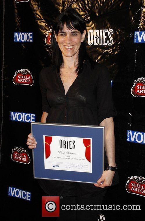 Leigh Silverman  The 56th Annual 'Village Voice'...