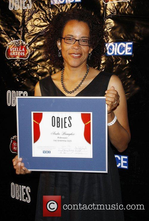 Mrs Braugher  The 56th Annual 'Village Voice'...