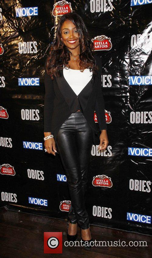 Patina Miller  The 56th Annual 'Village Voice'...