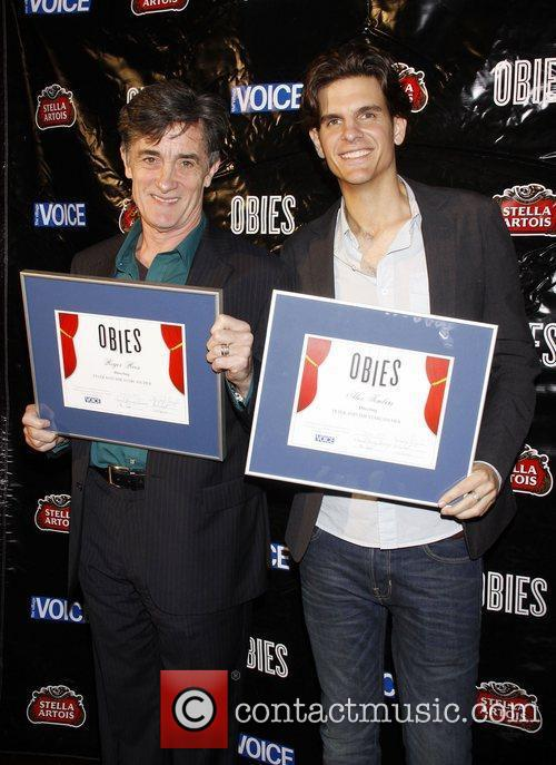 Roger Rees and Alex Timbers  The 56th...