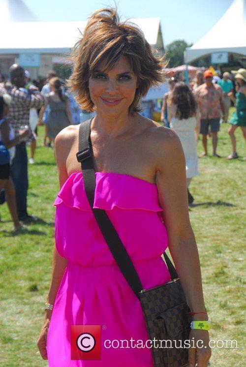 Lisa Rinna Celebrities attend Oceana Hamptons Splash event...