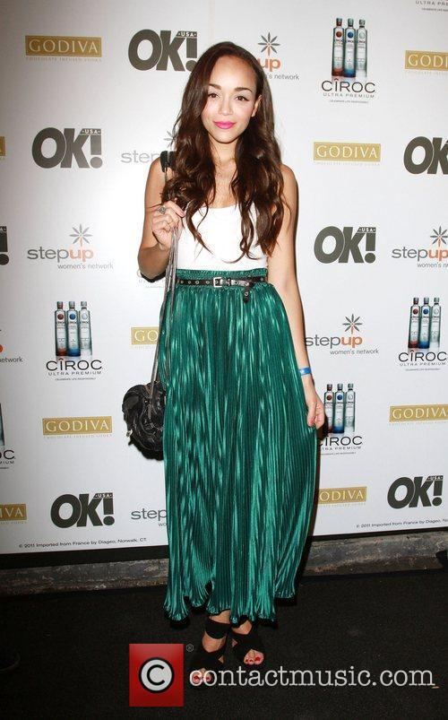Ashley Madekwe Ciroc Vodka, OK! Magazine & Step...