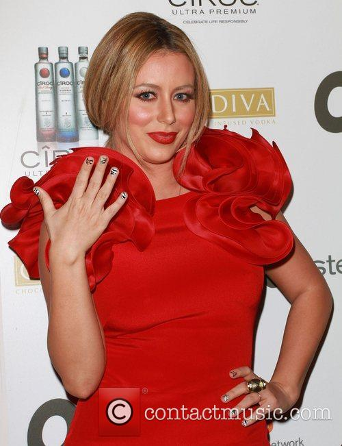 Aubrey O'day and Celebration 1